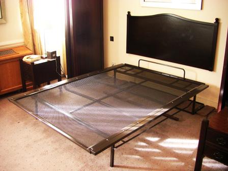 aztec west hotel bed frame no mattress aztec west hotel case study - Hotel Bed Frames