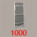 Click here for more information on our 'Wiskaway'® 1000 Wallbed